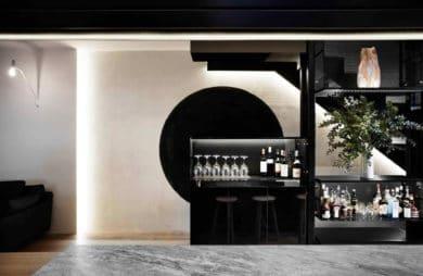 Przepis na wąskie mieszkanie: apartament w Melbourne