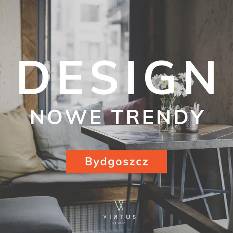 zaproszenie na spotkanie Design Nowe Trendy Bydgoszcz