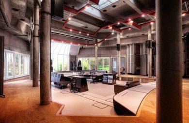 duża sala koncertowa