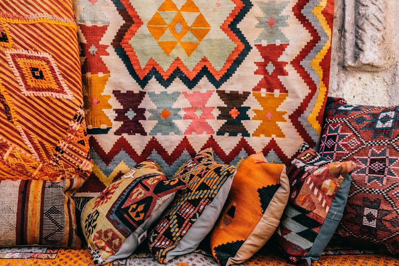 styl kolonialny we wnętrzach MAGAZIF