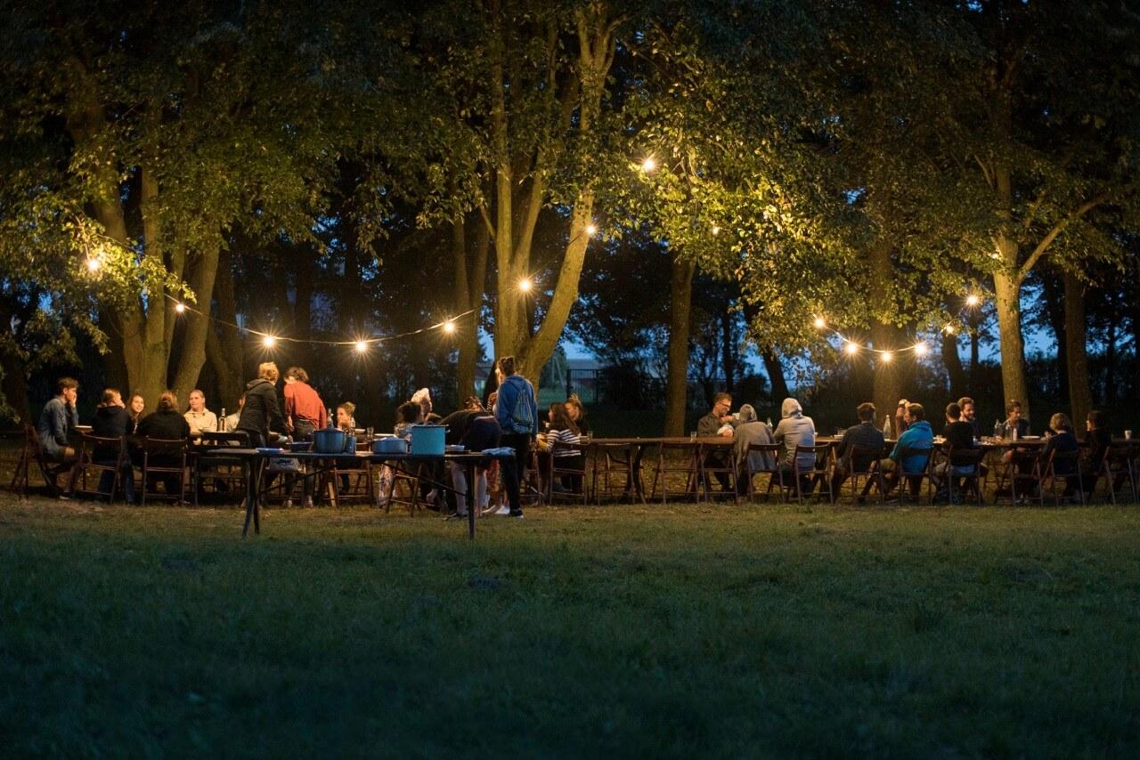 summer design school wSobolach założona przez studio rygalik - sobole wieczorem