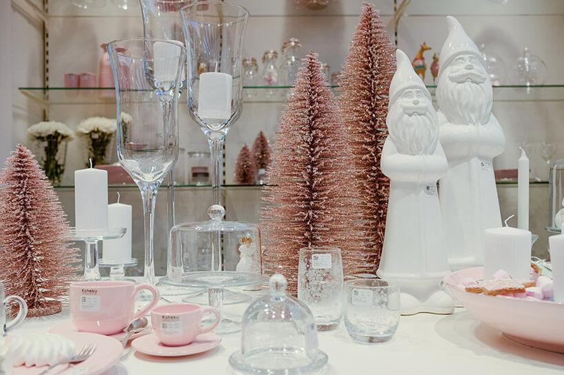 rożnego rodzaje dekoracje świąteczne
