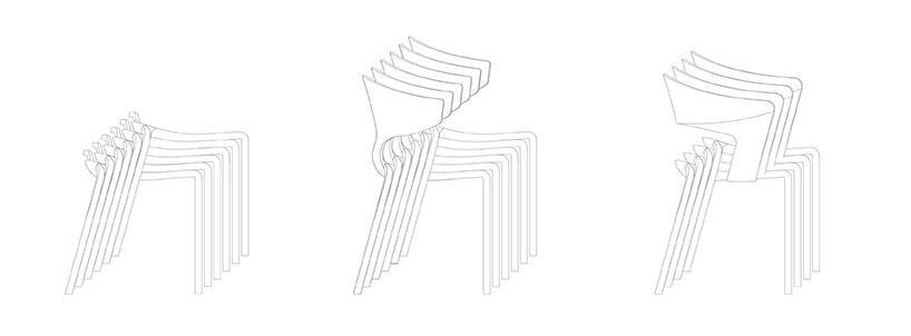 modułowe siedzisko sposób przechowywania