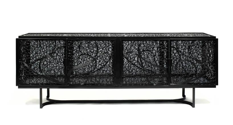 metalowa szafka zwzorem