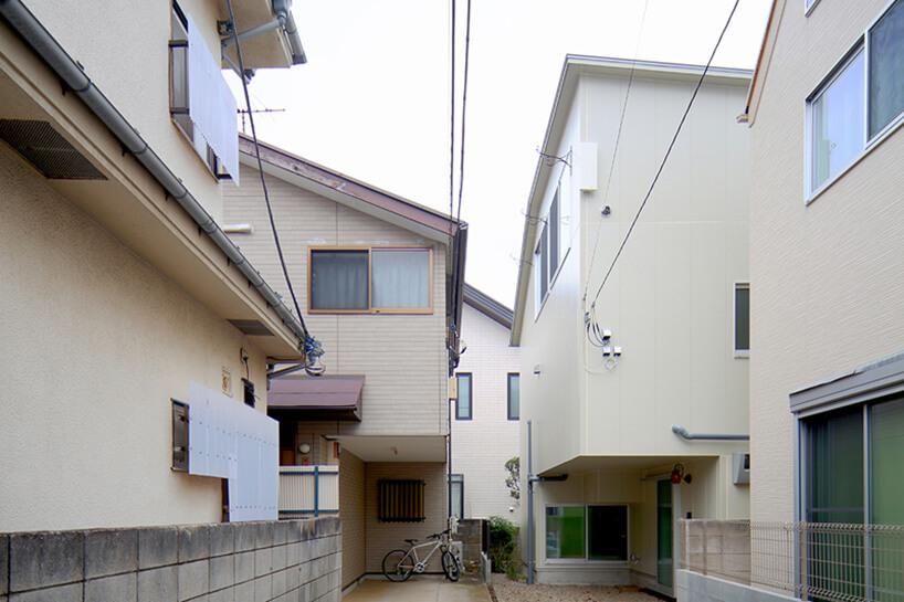 niepozorny domek wJaponii