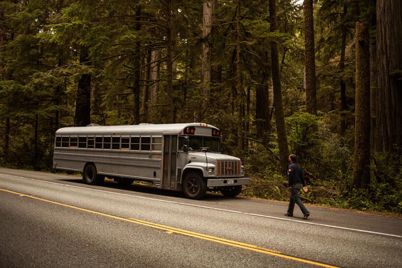autobus wlesie