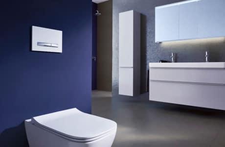 Szwajcarska jakość w salonie kąpielowym