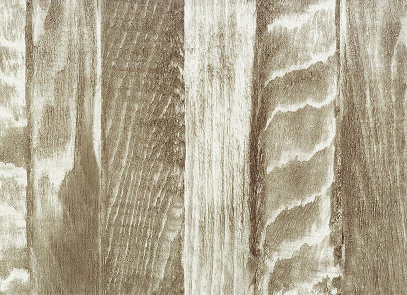 tapeta imitująca drewno wodcieniach biało szarcyh
