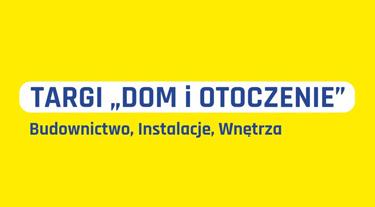 logotyp Targi Dom i Otoczenie 2019 Wadowice