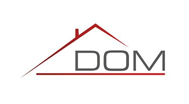 czarno czerwony logotyp targów Dom, Ogród i Ty 2020
