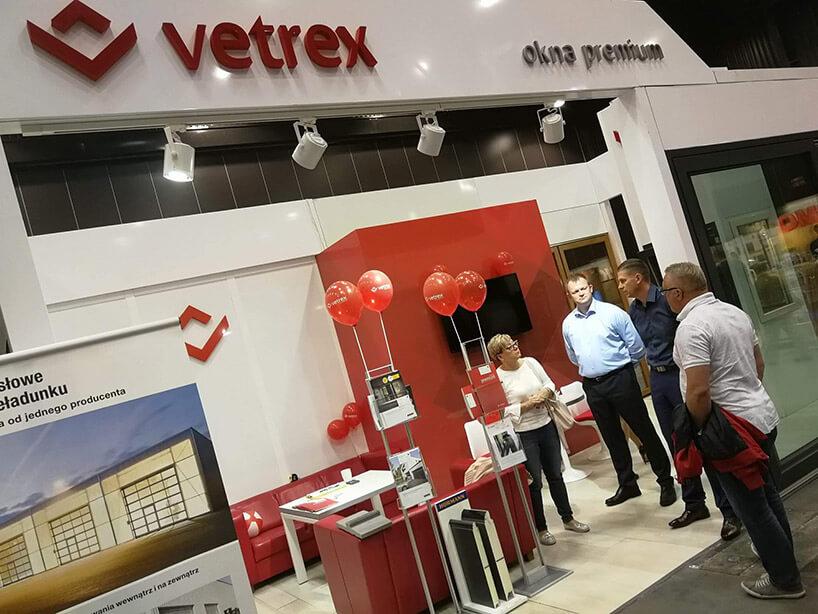 stoisko firmy vertex