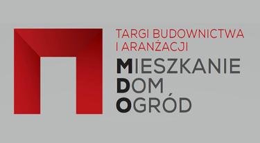 plakat targów budownictwa i aranżacji wnętrz MDO 2020
