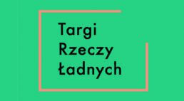 zielone logo Targów Rzeczy Ładnych