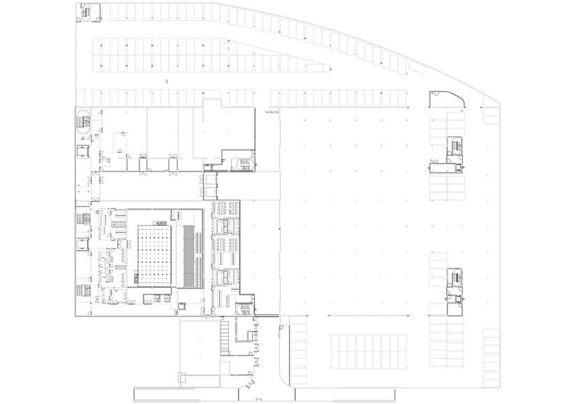 plan budynku