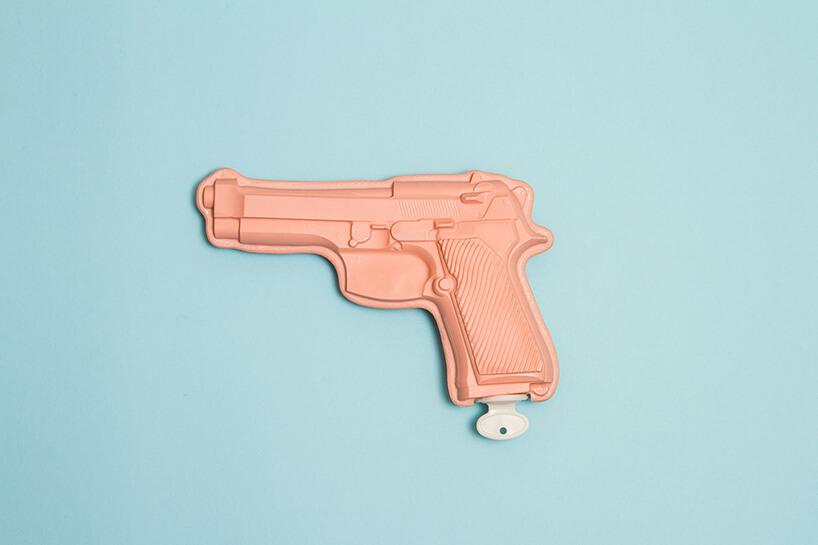pistolet jako termofor