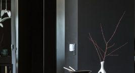 tilla architects projekt wnętrza apartamentu wwarszawie