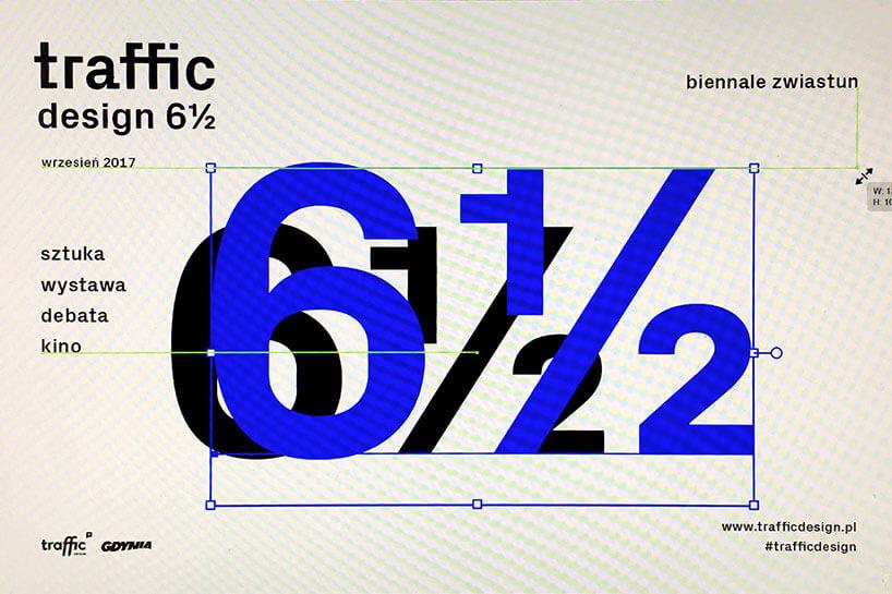 plakat traffic design 6.5