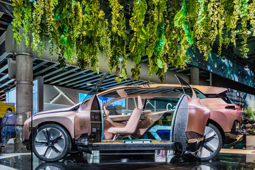 model koncepcyjny samochodu przyszłości od BMW