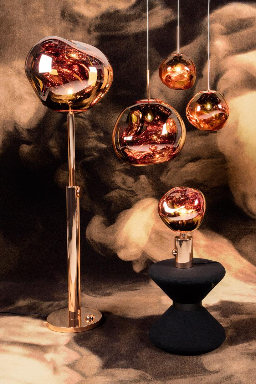 lampy znietopowymi formami świetlnymi