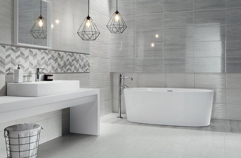 Jakie Płytki Wybrać Do łazienki Płytki Na ścianę Różne