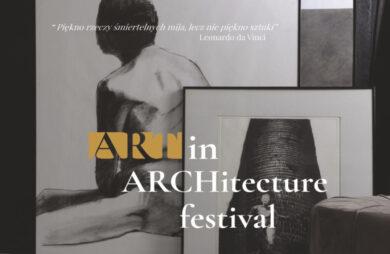 Trzecia edycja festiwalu Art in Architecture.