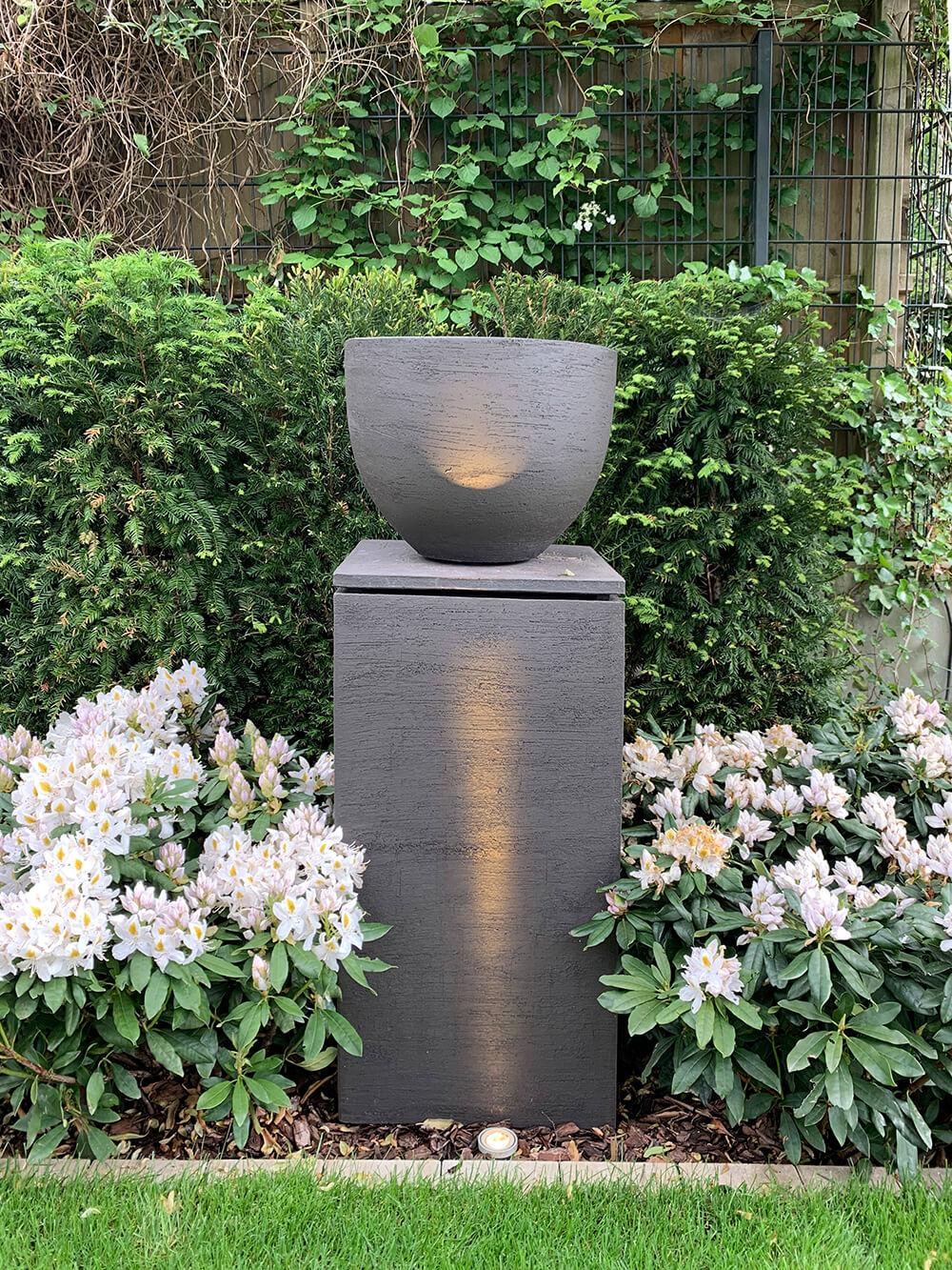 Ukłon wstronę klasyki, ogród formalny wnowoczesnej interpretacji