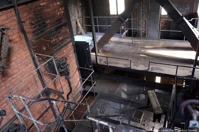 stara fabryka wŁodzi