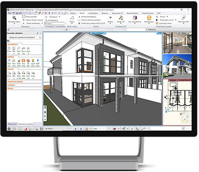 Vademecum architekta wnętrz: sprawdzone oprogramowanie do projektowania
