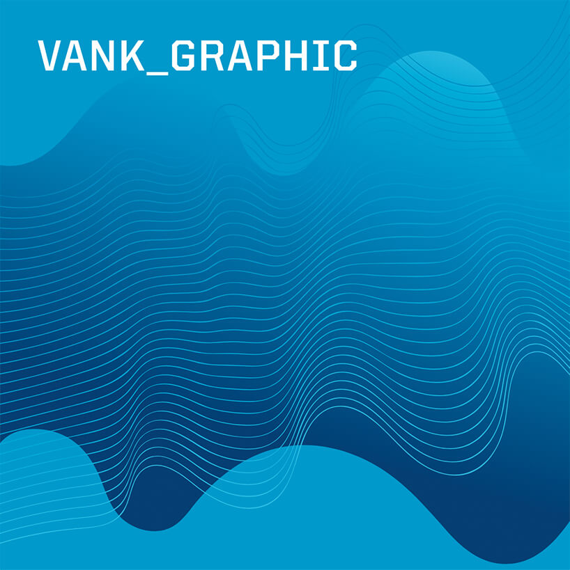 niebieska grafika znapisem VANK_GRAPHIC