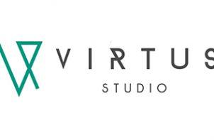 logotyp VIRTUS studio