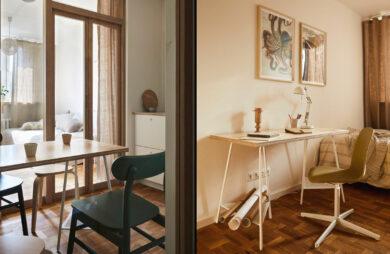 W duchu less waste – metamorfoza mieszkania dla studentów