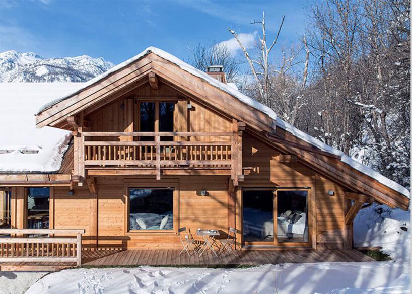 W stylu chalet jak zgórskiego szlaku: styl alpejski we wnętrzach