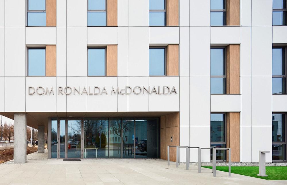 W Warszawie powstał pierwszy Dom Ronalda McDonalda