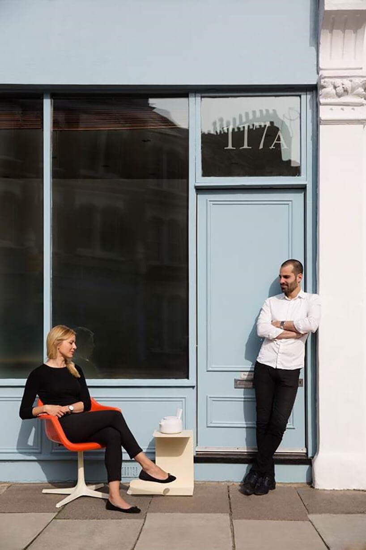zdjęcie Cate & Nelson uczestnika Design Forum na Warsaw Home 2019