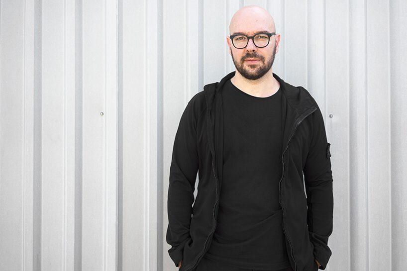 zdjęcie Luca'i Nichetto uczestnika Design Forum na Warsaw Home 2019