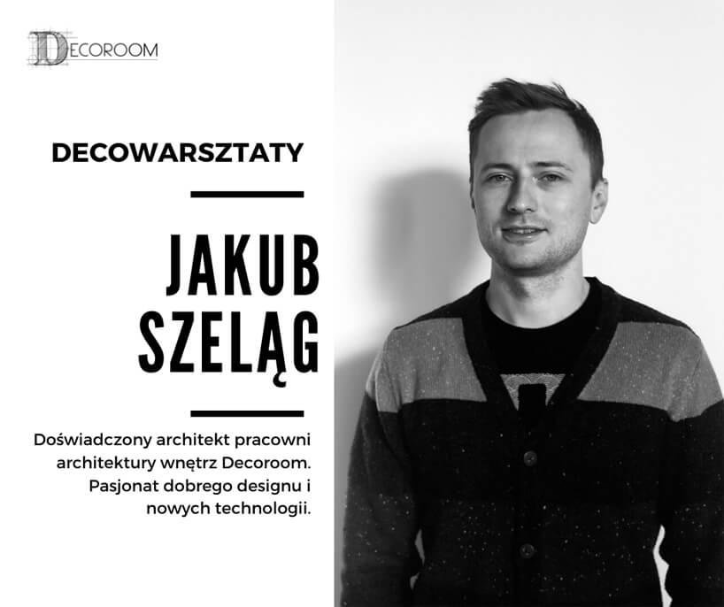 zdjęcie Jakuba Szeląga uczestniczka DECOwarsztatów