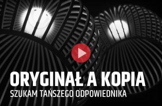 czarno biały kadr z filmu Oryginał a kopia We Love Original