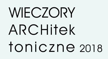 logo Wieczory Architektoniczne 2018