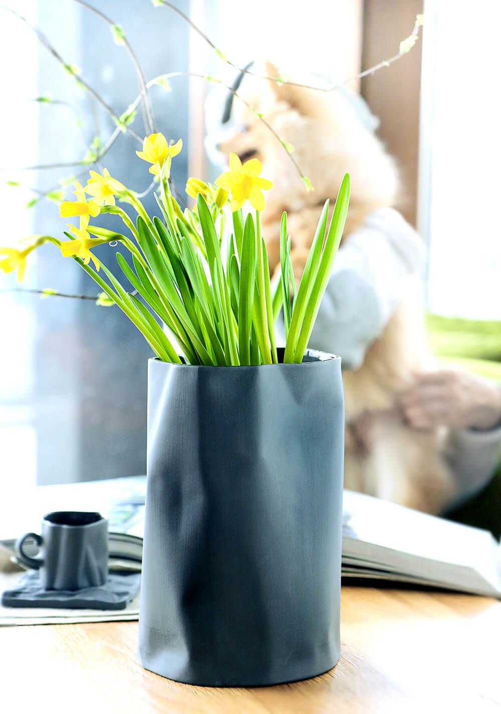Wiosna wtwoim domu, czyli co potrafią wazony zporcelany