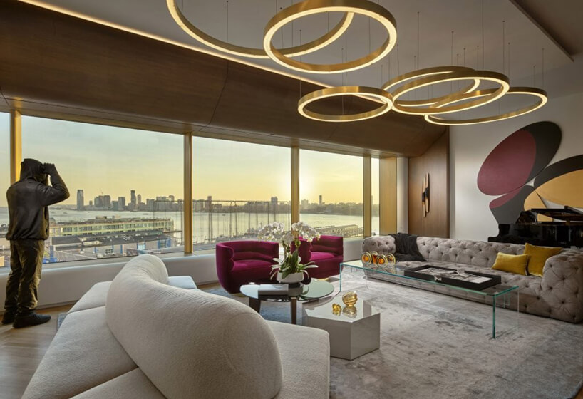 elegancki apartament zwyjątkowym widokiem