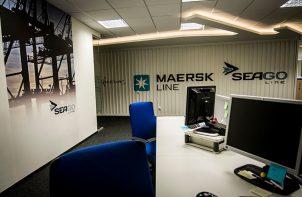 biuro w stylu kontenerów