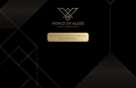 konkurs world of alloc design awards 2020