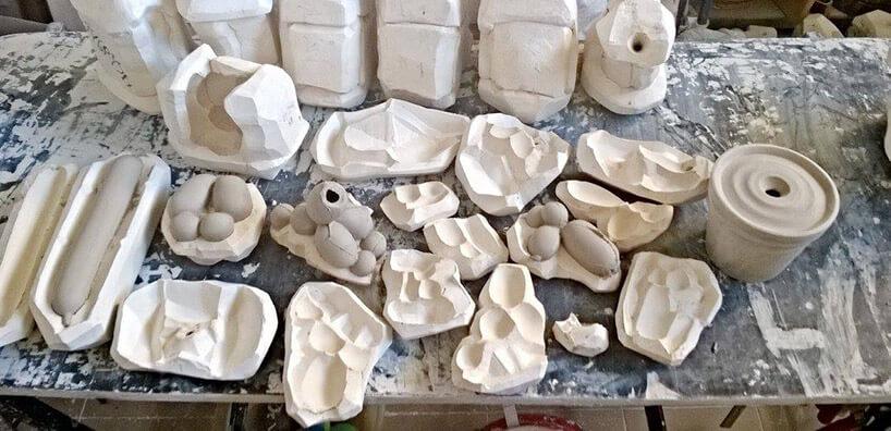 formy do odlewów ceramicznych