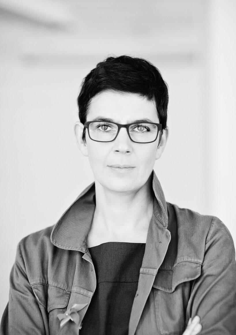 czarno-białe zdjęcie Agnieszki Jacobson-Cielecka.
