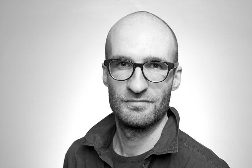 czarno-białe zdjęcie Pawła Grobelnego