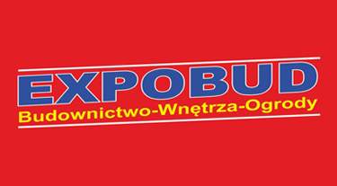 logotyp EXPOBUD Budownictwo-Wnętrza-Ogrody
