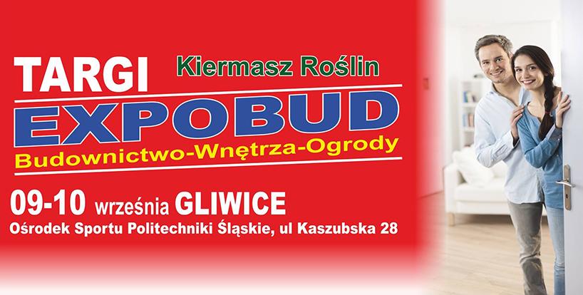 zaproszenie na targi EXPOBUD Budownictwo-Wnętrza-Ogrody 2019