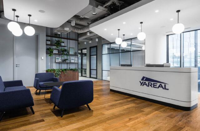 Yareal biuro przeznaczon dla inwestora z rynku nieruchomości