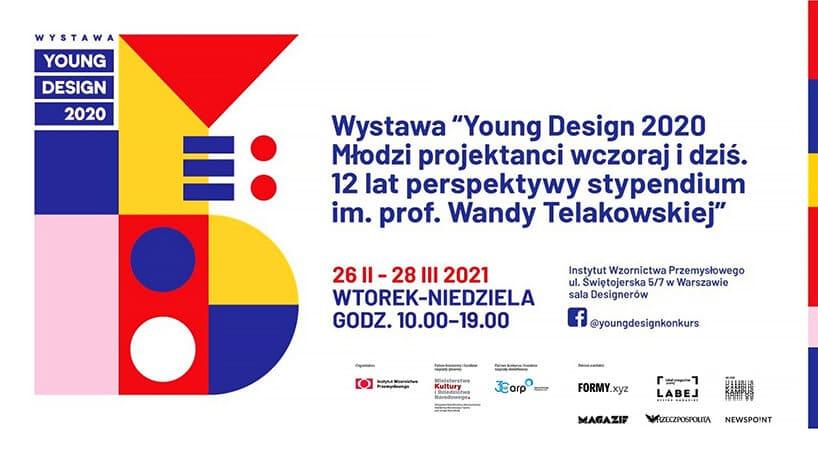 Young Design 2020 - Młodzi projektanci wczoraj idziś