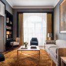 eleganckie glamour wnętrze hotelu Le Monumental Palace Porto od Maison Albar Hotels wPorto